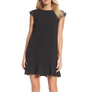 Felicity & Coco Lucy Lace Sleeve Shift Dress